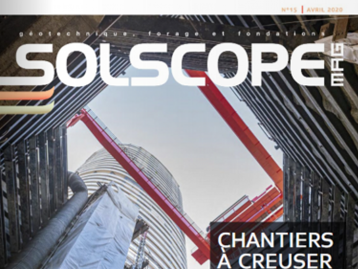 Front page Solscope le Mag